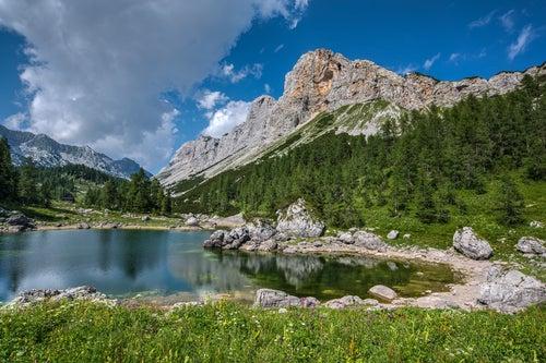 Parque Nacional de Triglav en Eslovenia