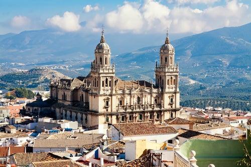 Damos un maravilloso paseo por Jaén