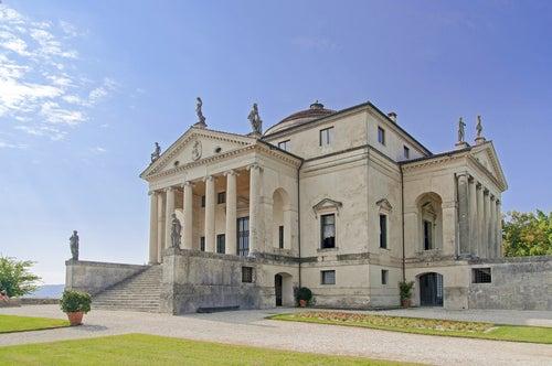 Villa Rotonda en Vicenza