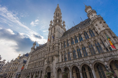 Hotel de Ville de Bruselas