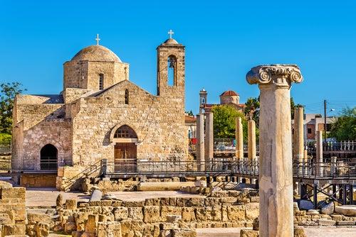 Paphos en Chipre
