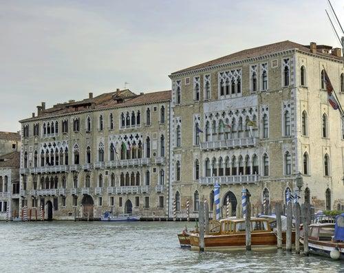 Ca´Rezzonico en Venecia