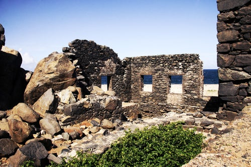 Ruinas de Oro en Aruba