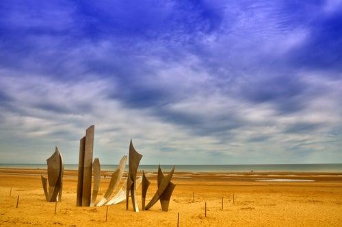 Las playas del Desembarco de Normandía