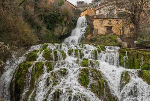 Orbaneja del Castillo en Burgos te va a enamorar