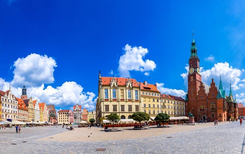 Wroclaw en Polonia, una joya por descubrir