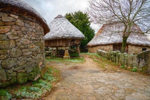 Piornedo, uno de los pueblos españoles más tradicionales