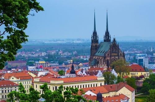 Brno en la República Checa
