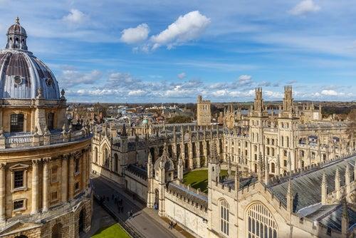 Ciudades universitarias de Gran Bretaña