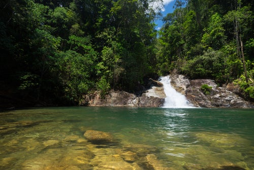 Dungun en Malasia