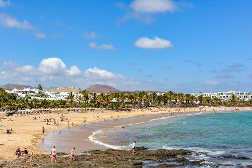 Costa Teguise en Lanzarote