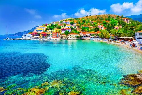 5 motivos para pasar unos días en Cefalonia, preciosa isla griega
