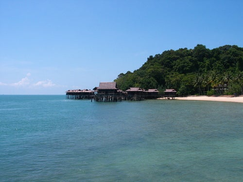 Pangkor Laut en Malasia