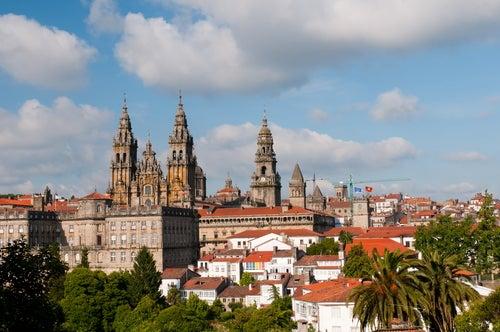 Ideas para alojarse en Santiago de Compostela