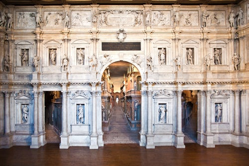 Teatro Olímpico de Vicenza