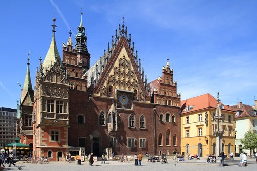 Ayuntamiento de Wroclaw