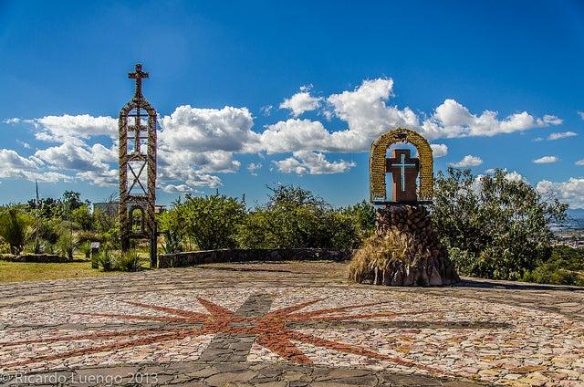 Charco del Ingenio en San Miguel de Allende