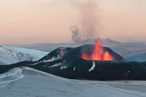 Volcanes, Eyjafjallajökull en Islandia