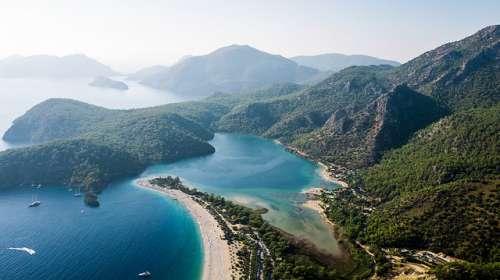 Ölüdeniz en Turquía