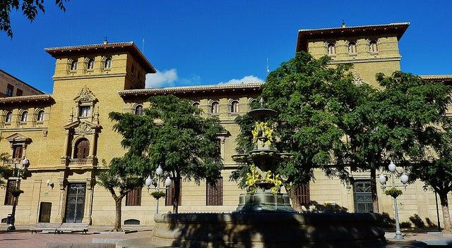 Huesca, una ciudad pequeña pero encantadora