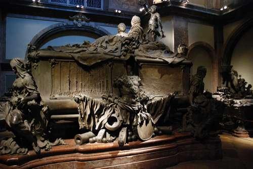 Iglesia de los Capuchinos en Viena