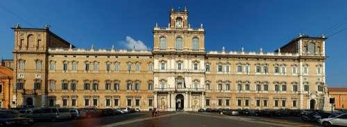 Palacio Ducal de Módena