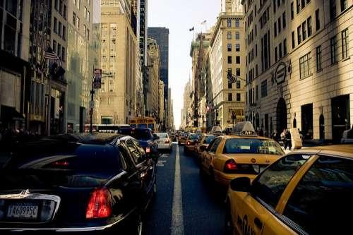 Quinta Avenida en Nueva York