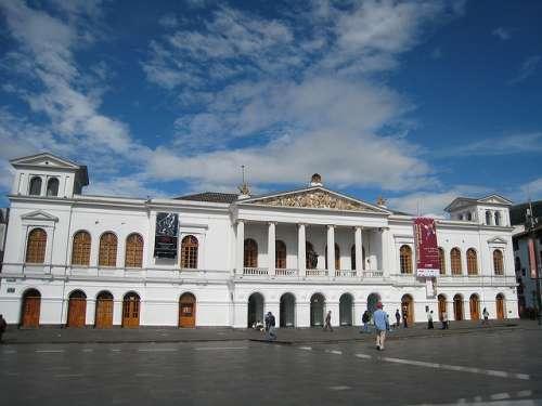 Teatro Sucre en Quito