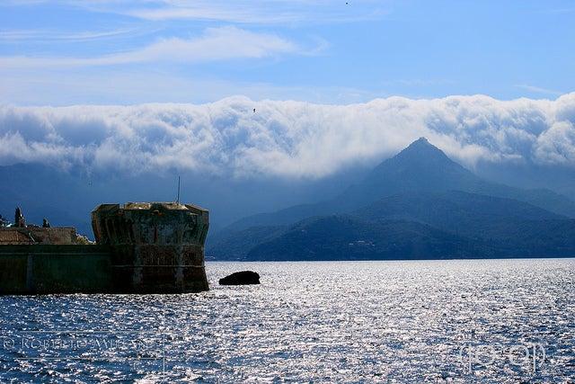 torre del Martello en Elba