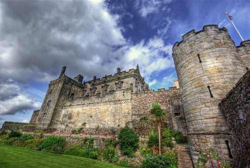 Recorremos el legendario castillo de Stirling en Escocia