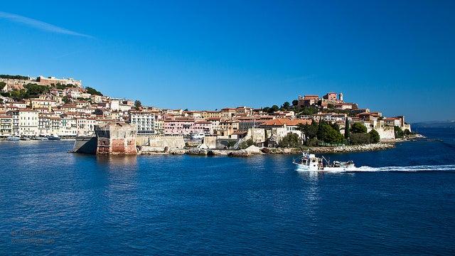 Portoferraio en Elba