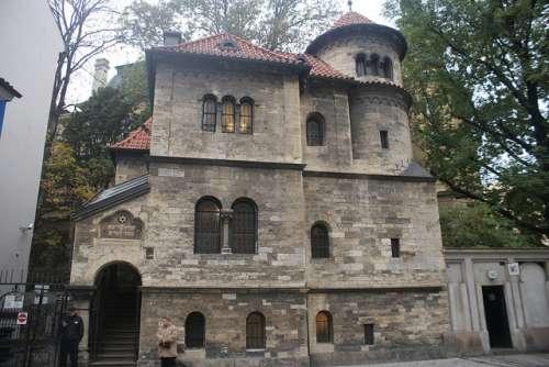 Sinagoga Klausen en Praga