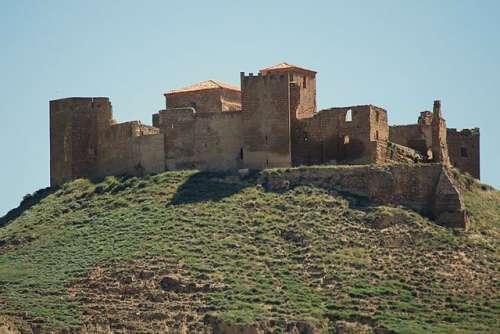 Castillo de Montearagón en Huesca