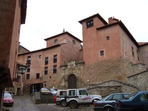 Palacio Episcopal deAlbarracín