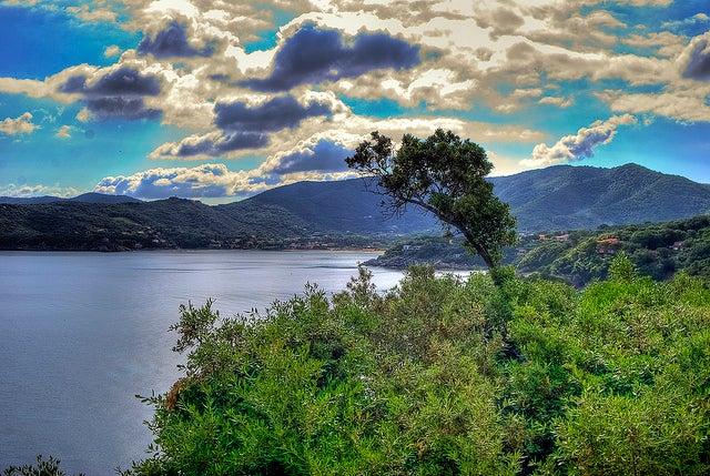 La isla de Elba y su curiosa historia