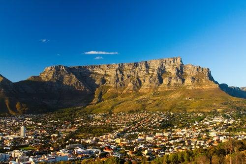Table Mountain en Ciudad del Cabo