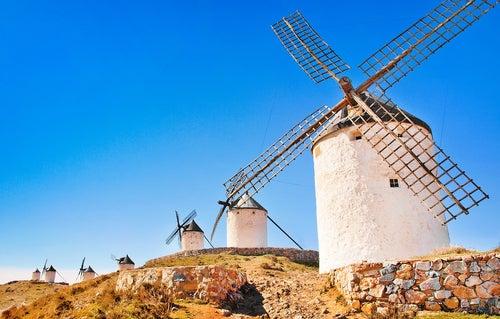 Don Quijote y los más bellos rincones de La Mancha