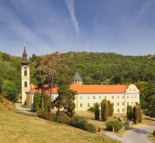 Monasterio Novo Chopovo en Fruska Gora