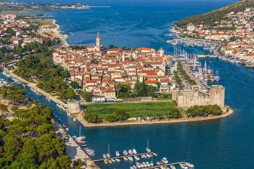 Trogir en Croacia, la Venecia del Adriático