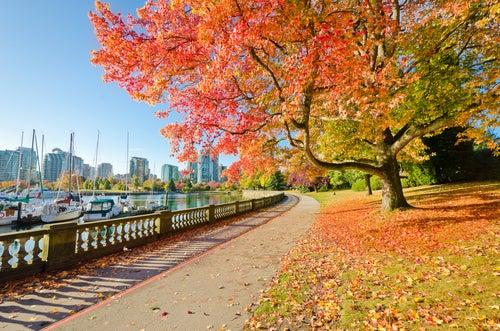 Stanley Prk en Vancouver