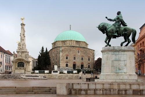 Pecs en Hungría