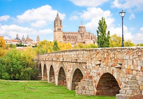 Paseando por Salamanca, una ciudad que enamora
