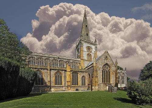 Holy Trinity Church en Stratford-upon-Avon
