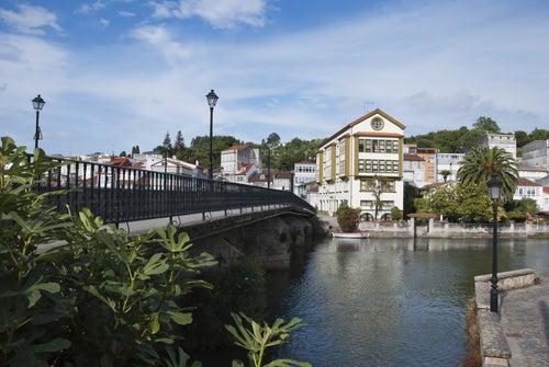 Betanzos en A Coruña