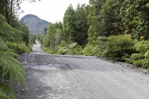 Carretera Austral en Chile