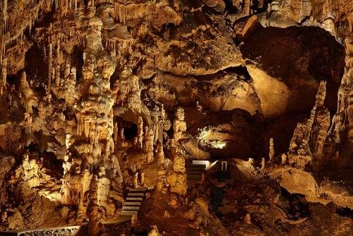 Cueva de Aggtelek en Hungría