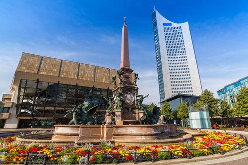 Paseamos por Leipzig, una ciudad histórica y muy musical