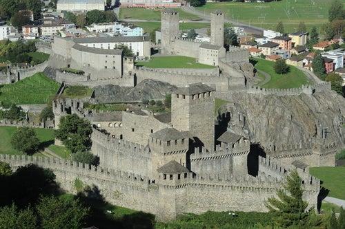 Bellinzona, la ciudad más italiana de Suiza