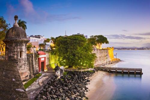 Viejo San Juan de Puerto Rico