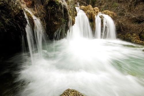 Nacimiento del río Mundo en Albacete